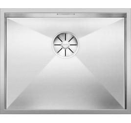 Мойка Blanco Zerox 500-U Сталь с зеркальной полировкой, , 44818 ₽, 521589, Zerox 500-U, Мойки под столешницу