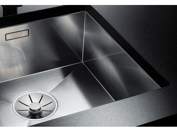 Мойка Blanco Zerox 550-U Сталь с зеркальной полировкой
