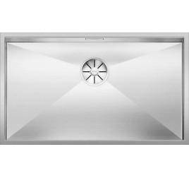 Мойка Blanco Zerox 700-U Сталь с зеркальной полировкой, , 52917 ₽, 521593, Zerox 700-U, Мойки под столешницу