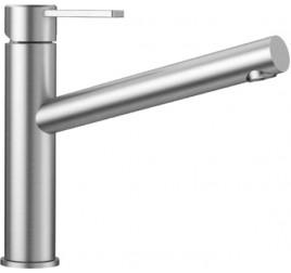 Смеситель Blanco Ambis Нержавеющая сталь, , 11949 ₽, 523118, Ambis Нержавеющая сталь, Смесители без лейки