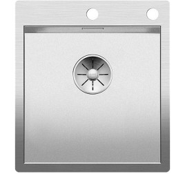 Мойка Blanco Claron 400-IF/A Durinox, , 54485 ₽, 523392, Claron 400-IF/A Durinox, Мойки для кухни