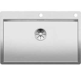 Мойка Blanco Claron 700-IF/A Durinox, , 58650 ₽, 523394, Claron 700-IF/A Durinox, Мойки для кухни