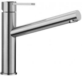Смеситель Blanco Ambis Нержавеющая сталь, , 17550 ₽, 523118, Ambis Нержавеющая сталь, Смесители без лейки
