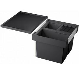 Сортировка Blanco Flexon II 50/3, , 12276 ₽, 521470, Сортер Blanco Flexon II 50/3, Установка в шкаф 500 мм