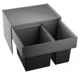 Сортировка Blanco Select 60/2, , 13511 ₽, 518723, Сортер Blanco Select 60/2, Установка в шкаф 600 мм