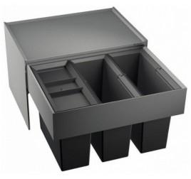 Сортировка Blanco Select 60/3, , 13902 ₽, 518724, Сортер Blanco Select 60/3, Установка в шкаф 600 мм