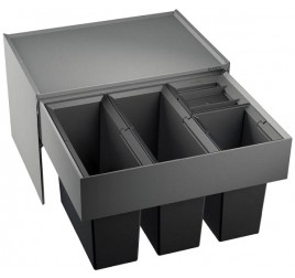 Сортировка Blanco Select 60/4, , 14839 ₽, 520781, Сортер Blanco Select 60/4, Установка в шкаф 600 мм